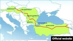 ARDNŞ rəsmisi Azərbaycanın Nabucco layihəsindən imtina etməsi barədə fikri təkzib edib