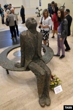 Andrey Saxarovun heykəli