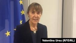 Monica Macovei la Bruxelles