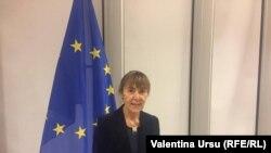 Europarlamentara Monica Macovei