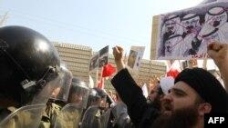 تظاهرات در تهران علیه عربستان سعودی
