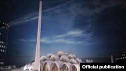 Projekti nga Zaha Hadid.
