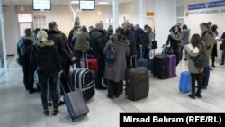 Aerodrom u Mostaru (Ilustracija)