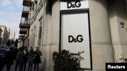 Бутик Dolce&Gabbana. Иллюстративное фото.