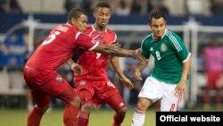 Мексика - Панама оюнунан