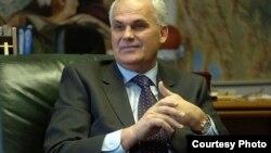 Зоре Темелковски, претседател на македонско - бугарската стопанска комора