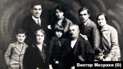 Роднини на Виктор Мизрахи