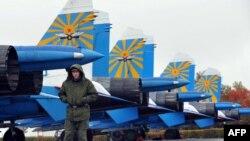 Орусиянын Канттагы авиа базасы, 27-октябрь, 2013.