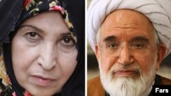 Musavi's wife, Zahra Rahnavard, and cleric and former presidential candidate Mehdi Karrubi are also under house arrest.