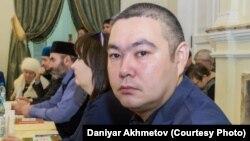 Данияр Әхмәтов