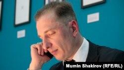 Директор Фонда борьбы с коррупцией Роман Рубанов
