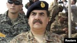 Gjenerali, Raheel Sharif