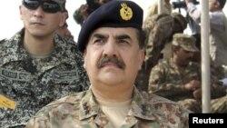 Генерал-лейтенант Рагіль Шаріф, архівне фото