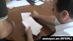 Քվեաթերթիկների հաշվարկ հայաստանյան ընտրություններում, արխիվ