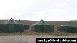 Баткен облусу, Лейлек району. 12-июнь, 2018-жыл.