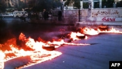 Пригород Дамаска, 17 июня