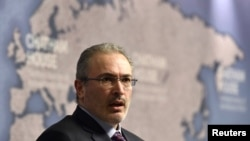 Михаил Ходорковский, 26-февраль, 2015-жыл
