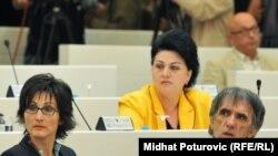 Parlamentarna skupština Bosne i Hercegovine, arhivska fotografija, 2011.