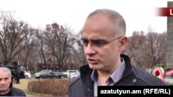 Заместитель председателя партии «Армянский национальный конгресс» Левон Зурабян