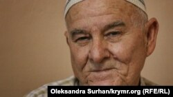 Решат Емірусеїнов, батько Рустема