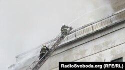 (ілюстраційне фото: пожежа в Черкасах)