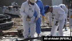 Ռադիոակտիվ աղտոտման մակարդակի ստուգումներ Իրաքում, արխիվ