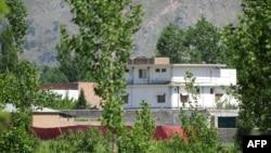 əl Qaida lideri Osama bin Ladenin Abbotabadda gizləndiyi bina