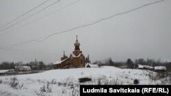 Деревня Томсино в Псковской области