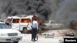 Mogadishu, 18 mars 2013.