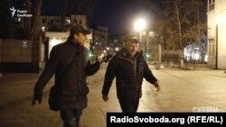 Знімальна група «Схем» наприкінці грудня 2015 року на вулиці Банковій зустріла гендиректора інвестиційної компанії Concorde Capital Ігоря Мазепу, який прямував до Адміністрації президента