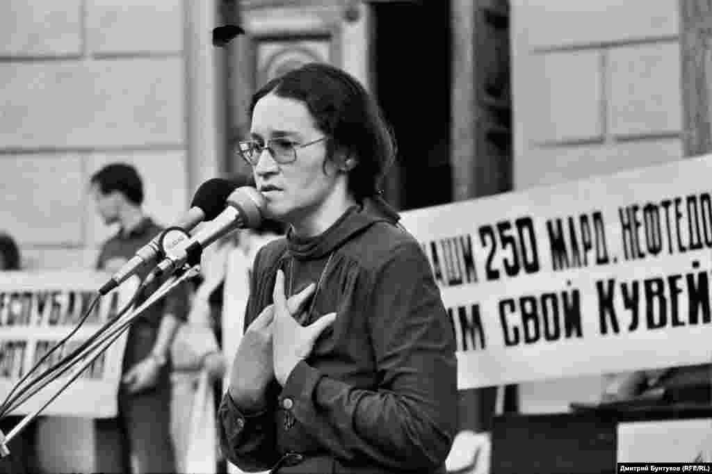 Композитор Мәсгудә Шәмсетдинова