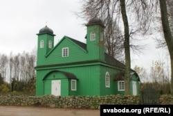 У Крушынянах захаваўся мячэт і татарскія могілкі — мізар