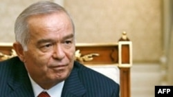 Is the forum just a PR move for Karimov?