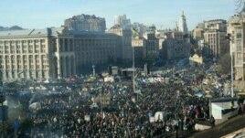 Киевтагы Майдан, 2013