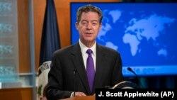 Ambassador Sam Brownback