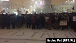 Protesti u Bukureštu