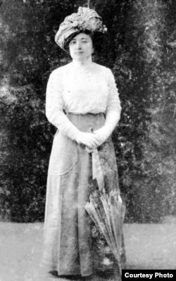 Liza Tuqanova-Muxtarova
