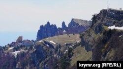 Кримські гори, вершина Ай-Петрі