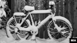 Уметноста на зимата.