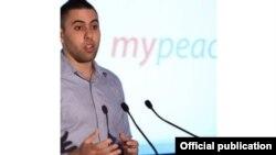 Diaa Mohamed, themeluesi i partisë.