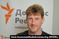 Сергей Мовчан, журналист издания «Політична критика», координатор проекта «Невидима праця»