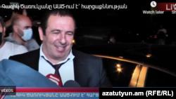 Лидер ППА Гагик Царукян, Ереван, 16 июня 2020 г.