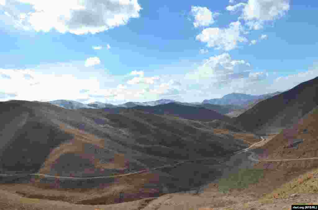 Afghanistan -- bamyan province village views 29.11.2018 نمای از برخی ولسوالی های بامیان