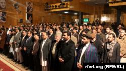 Кандидатите за претседател на Авганистан
