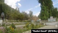 Бинои ҳукумати ноҳияи Ишкошим