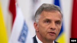 Kryesuesi i OSBE-së, Didier Burkhalter