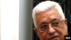 The announcement came after a meeting of dozens of leaders of the Palestine Liberation Organization and Mahmud Abbas's (pictured) Fatah movement.