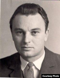 Міхась Стральцоў. 1970 г. З фондаў БДАМЛМ