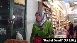 Хиджаб стал обычным атрибутом для многих женщин в Таджикистане