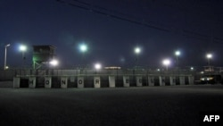 Американскиот затвор Гвантанамо Беј на Куба.